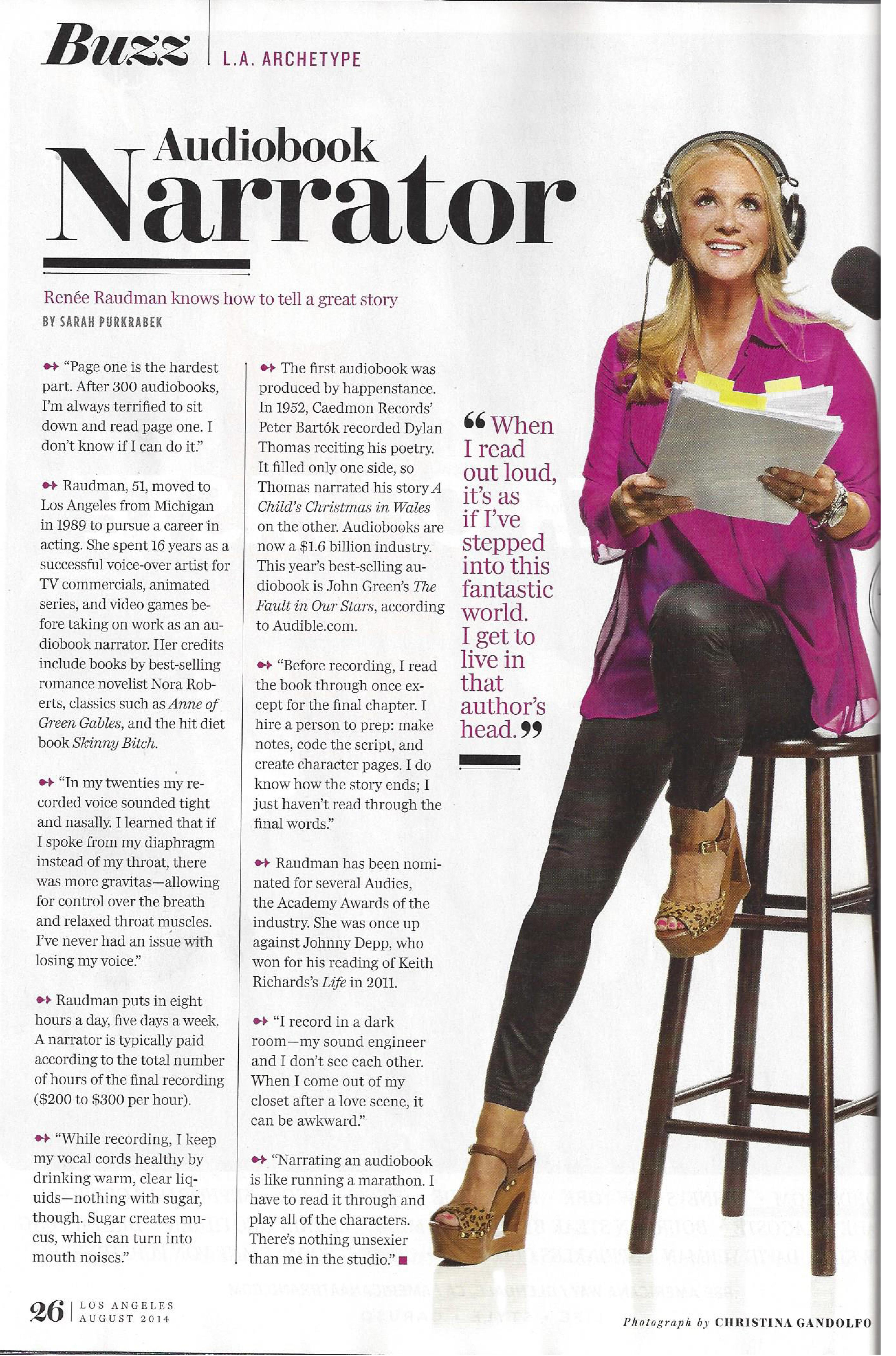 Renee Raudman Los Angeles Magazine-2 of 2