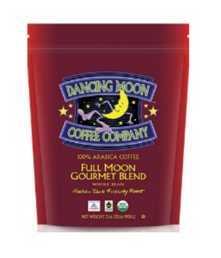 Gifts for Her: Dancing Moon Coffee
