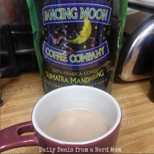 Help the Marines with Dancing Moon Coffee