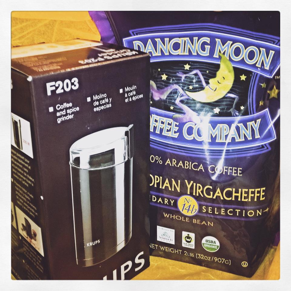 DANCING MOON ETHIOPIAN YIRGACHEFFE COFFEE