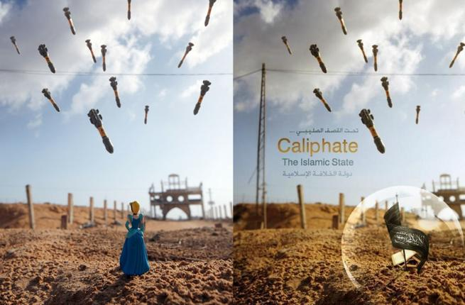Artist Brian McCarty's Photographs Hijacked By ISIS