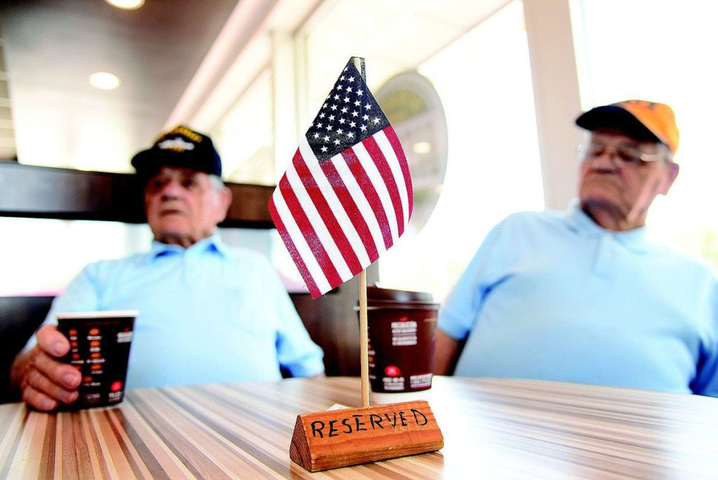 Holiday Foodie 2015: Nov. 11 Veterans Day 'Blue' Coffee For A Cause
