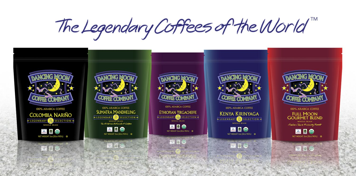 Dancing Moon Coffee - 2015 Holiday Gift Guide