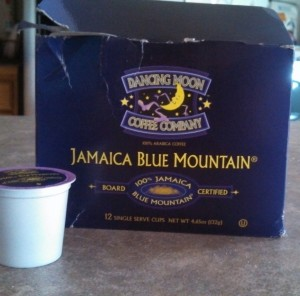 Dancing Moon Jamaica Blue Moon Coffee Review