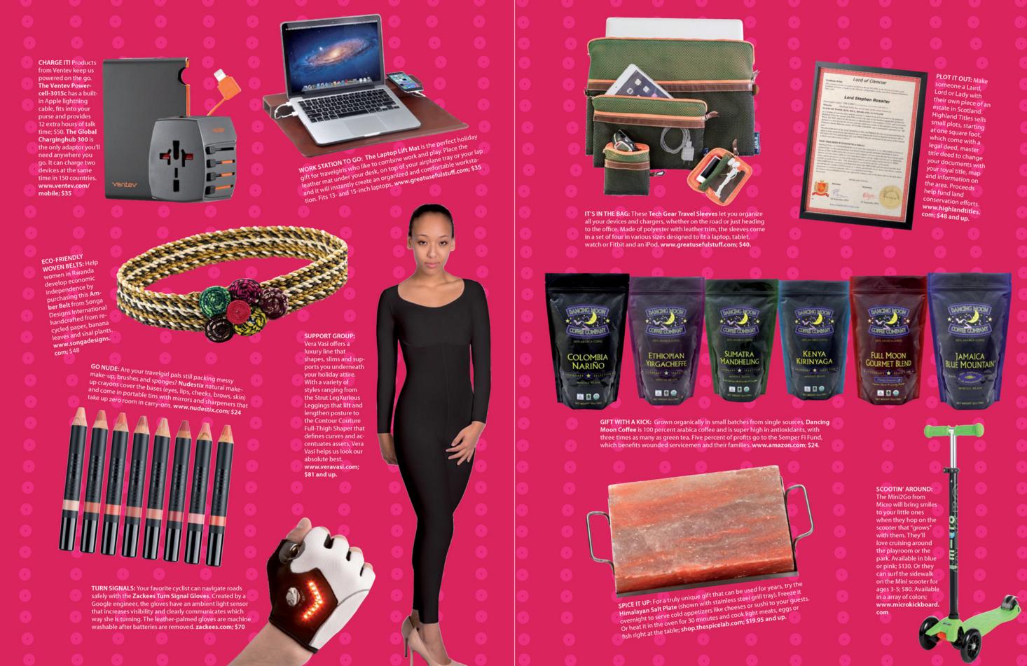 Travelgirl Magazine Vol 13 Issue 4