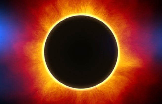 eclipse public domain image
