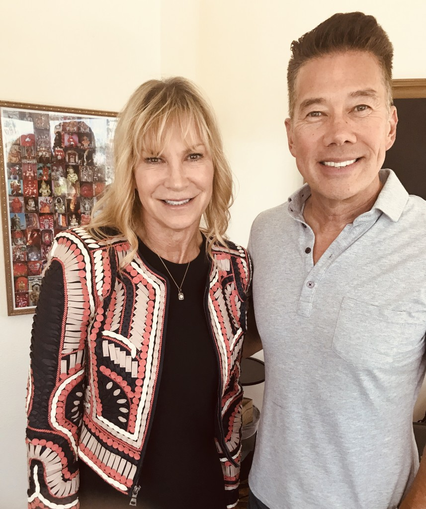 Kimberly James, Beach House Treatment Center, and Gordon Tokumatsu, KNBC-TV News